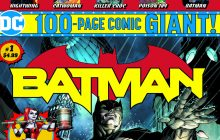 DC Comics to sell 100 Page Giant comics exclusively at Walmart