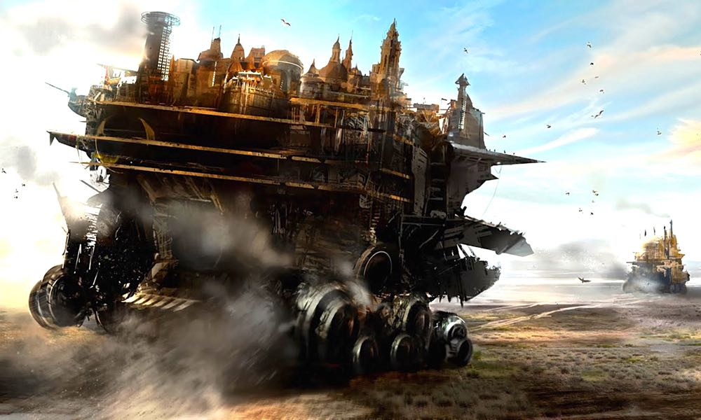 Imdb Mortal Engines