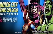 A look at the 2018 Motor City Con