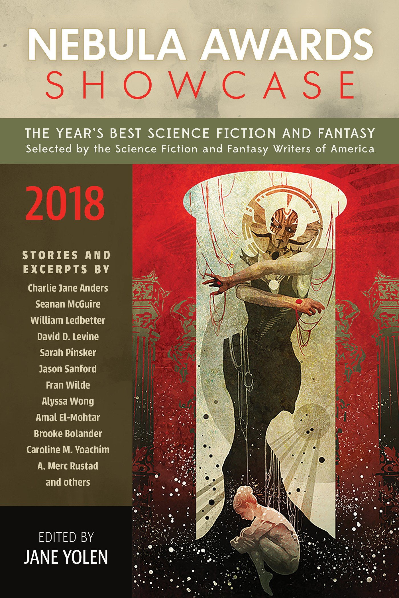 Nebula Awards Showcase 2018 book review | Sci-Fi Movie Page