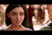 Alita: Battle Angel: The Second Trailer Looks Amazing