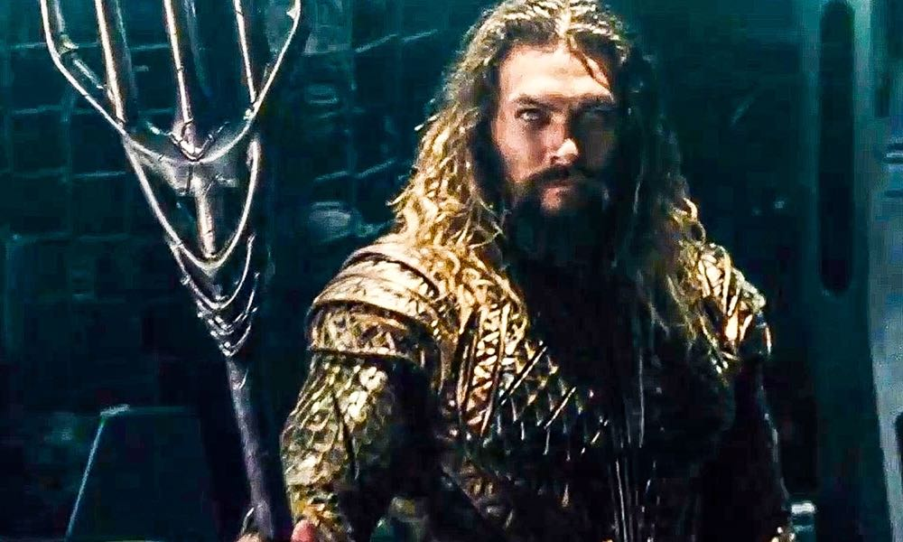 ... Wan's Aquaman debuted online today, and it's an action-packed visually  remarkable ride. The trailer conveys the idea that the film begins as an  origin ...