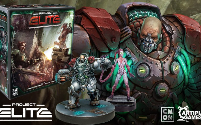 CMON Limited to Publish Updated Edition of Project: ELITE