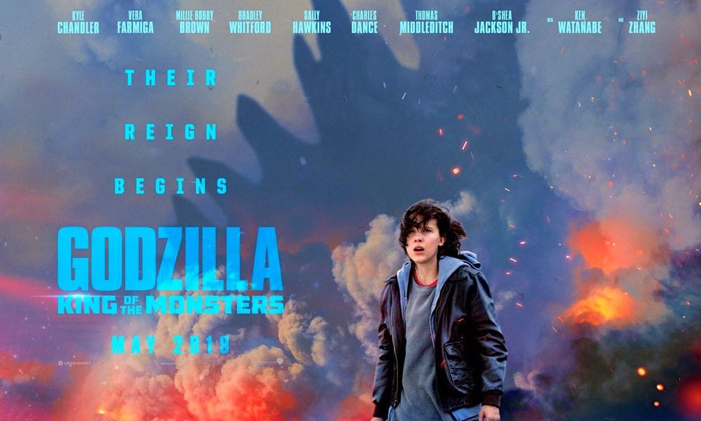Godzilla: King Of The Monsters Trailer Will  Rock Your World