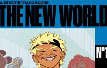 The New World #1 (Image Comics)