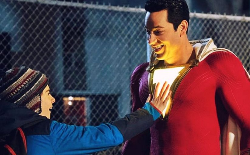 Shazam: The Trailer Shows The Lighthearted Side Of The DCEU