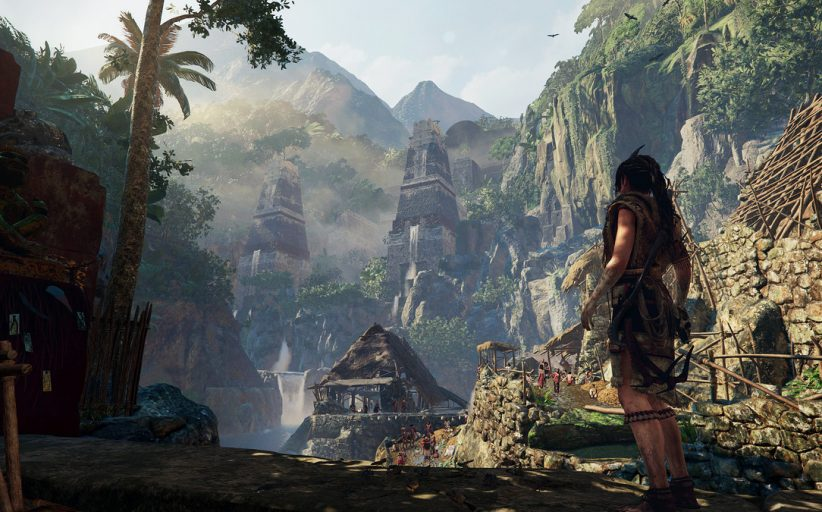 New gameplay video for Shadow of the Tomb Raider game