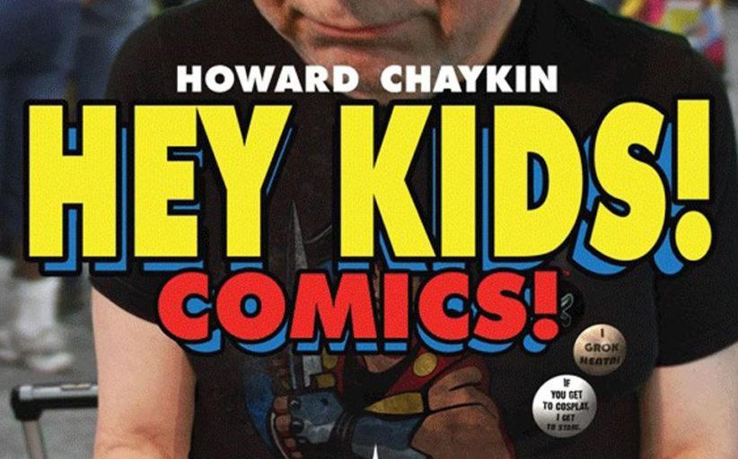 Hey Kids! Comics! #1 (Image Comics)