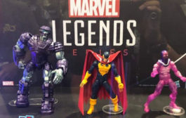 Hasbro reveals new Star Wars and Marvel Legends figures