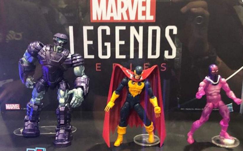 Hasbro reveals new Star Wars and Marvel Legends figures