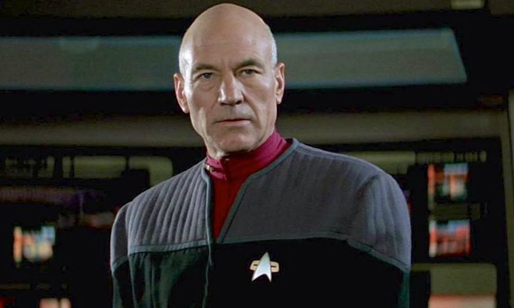 Patrick Stewart Returns As Picard In New Star Trek Series