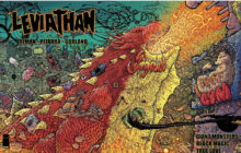 Leviathan #1 review (Image Comics)