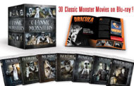 Universal Classic Monsters: Complete 30-Film Collection coming to Blu-ray!