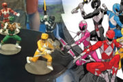 Renegade Games announces Power Rangers: Heroes of the Grid board game