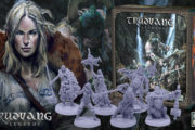 CMON Limited to Launch Trudvang Legends Board Game
