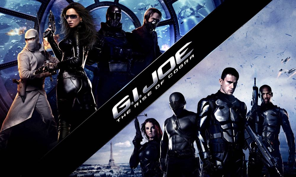 G I Joe The Rise Of Cobra 2009 I Confess It S A Guilty Pleasure I Enjoy And Here S Why Sci Fi Movie Page