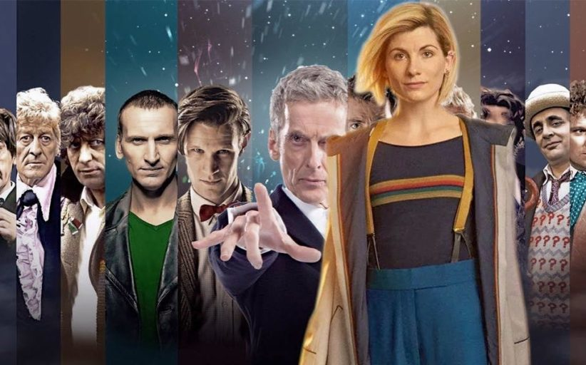 Dr Who Is In Charge In A New Season 11 Trailer