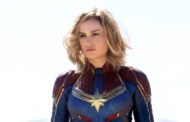 Captain  Marvel: The First Trailer Has Landed