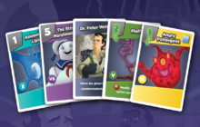 Ghostbusters: The Card Game coming soon