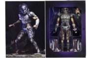 NECA reveals the Fugitive Predator figure