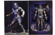 NECA reveals the Fugitive Predator figure