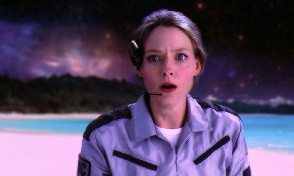 Contact 1997 Jodie Foster Robert Zemekis And Carl Sagan Create A Science Fiction Gem Sci Fi Movie Page