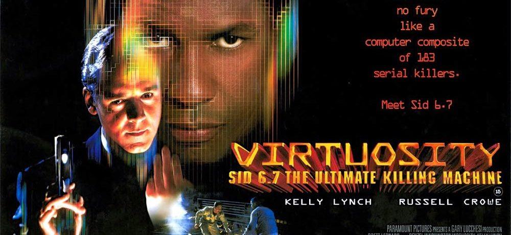 Virtuosity (1995):A Cyberpunk Thriller A Few Chips Short Of Thrilling
