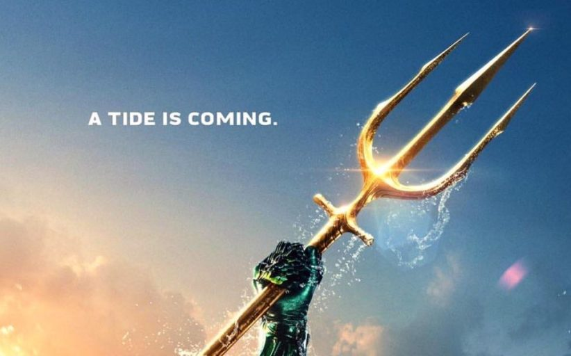 Aquaman: The New Extended Trailer Has Landed