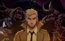 Constantine: City of Demons Blu-Ray review