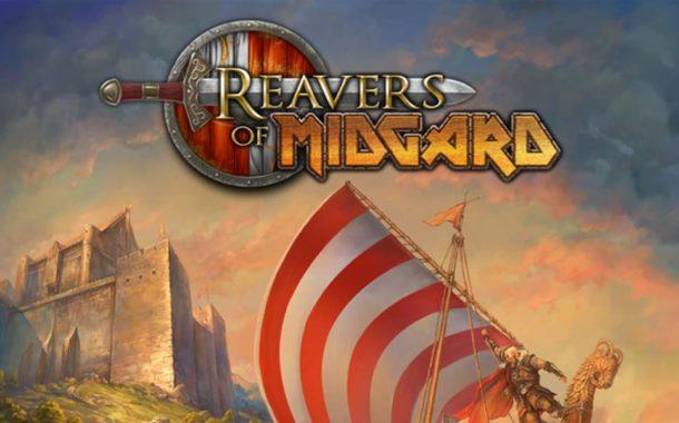 Grey Fox Games Announces Reavers of Midgard