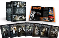 Universal Classic Monsters Complete 30 Film Collection Review