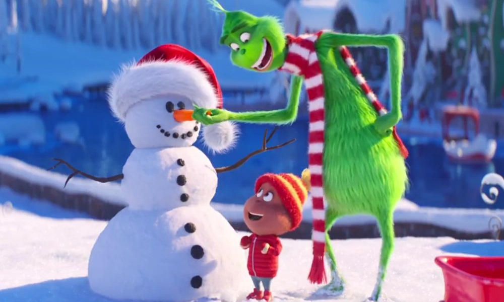 The Grinch 2020 Review.The Grinch Movie Review Sci Fi Movie Page