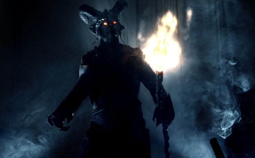 Krampus Origins - film review