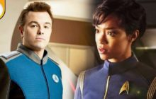 Star Trek Discovery vs. The Orville: Apples and Oranges; Hey Orville Fans, Discovery Is An Excellent Show Too