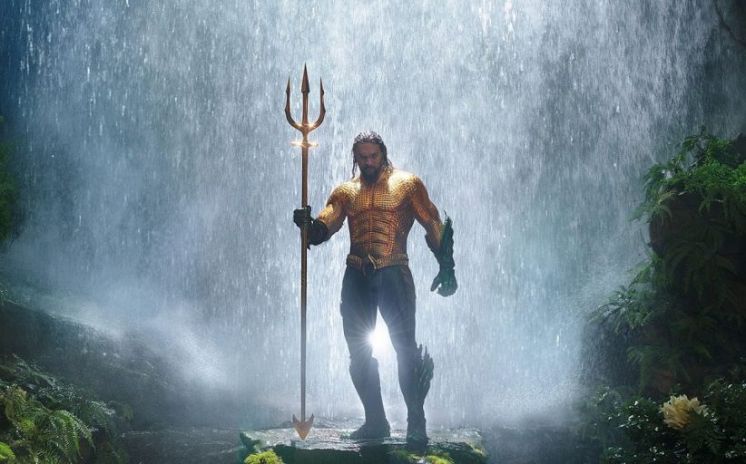 MOVIE REVIEW -- Aquaman