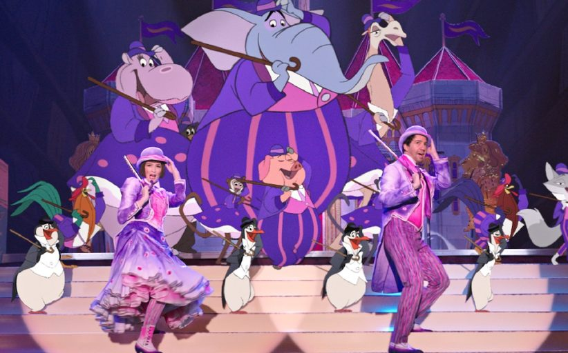 MOVIE REVIEW -- Mary Poppins Returns