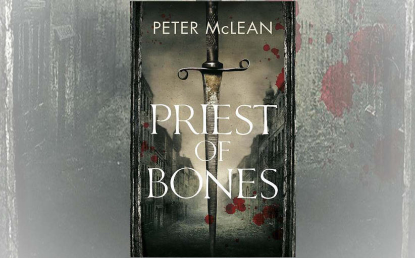 Priest of Bones - Book Review