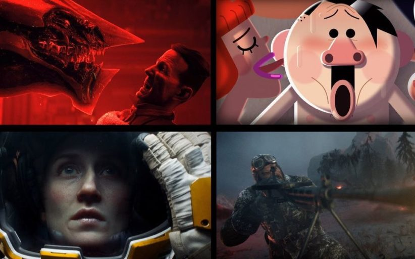 Love, Death, and Robots (2019): A New Trailer Is Here For David Fincher's Adult Genre Animation  Series