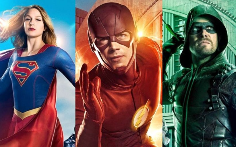 The Arrowverse Returns Wirth Midseason Trailers For Arrow And Supergirl