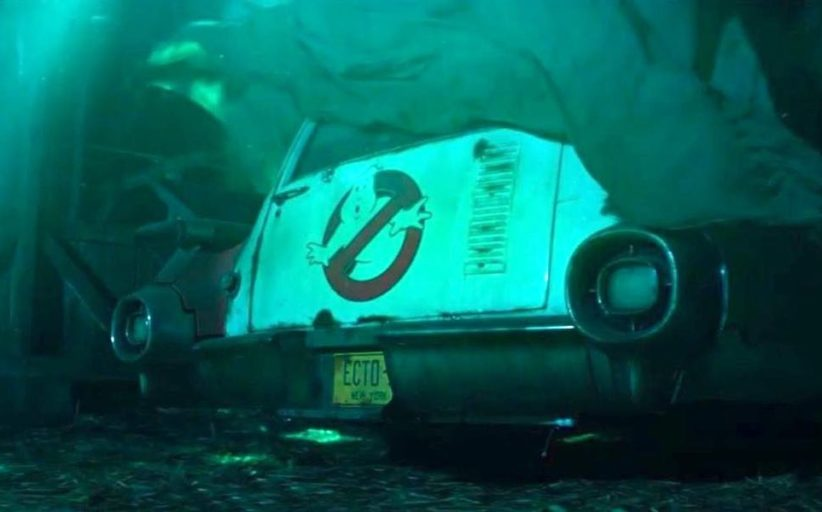Ghostbusters (2020): Teaser For Jason Reitman's Secret Production