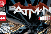 Batman Annual #3 review
