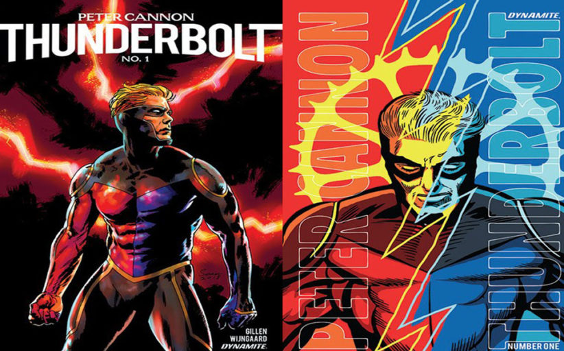 Peter Cannon Thunderbolt #1 - Comic Review