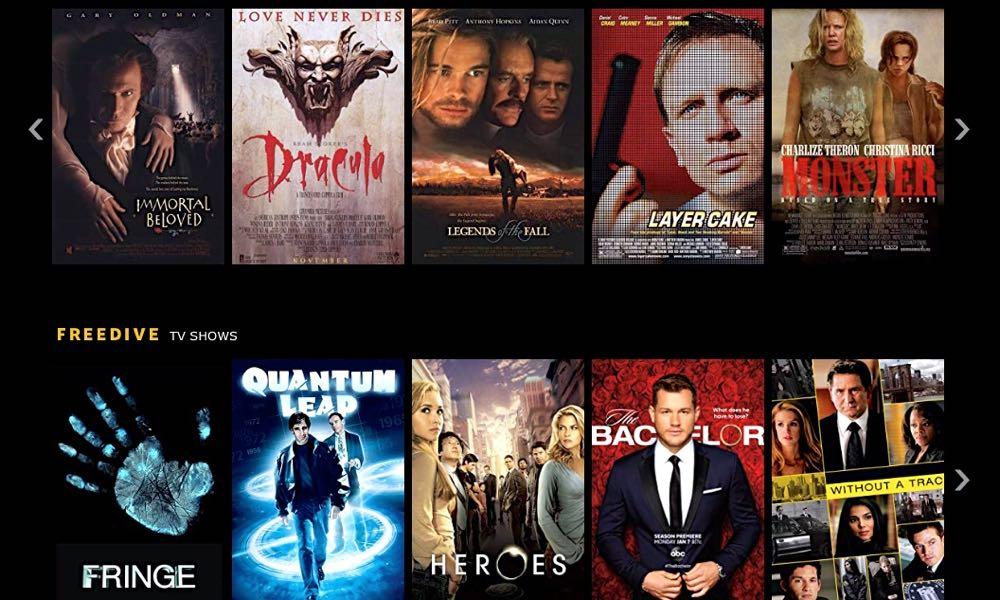 Freedive: Amazon Announces New Free IMDB Streaming Service