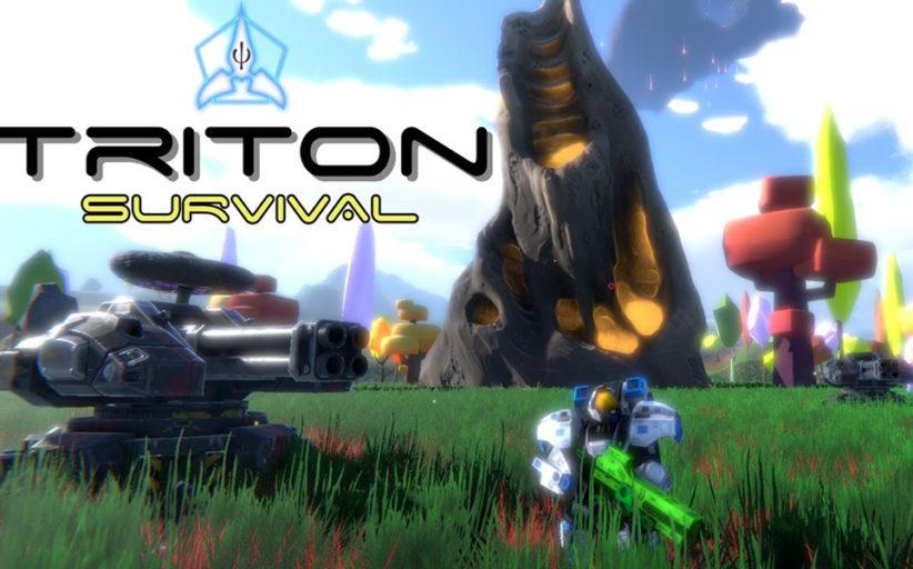 DreamSoftGames announces Triton Surival