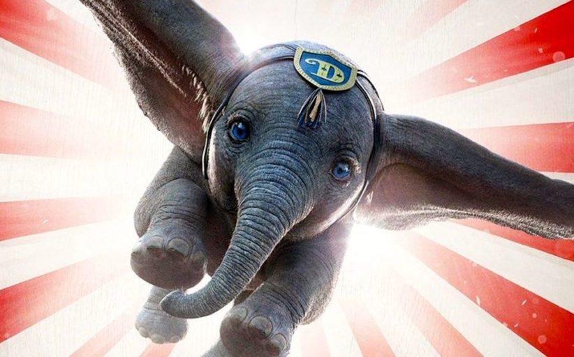Dumbo's back In A New International Trailer