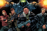 Battlestar Galactica: Twilight Command #1 review
