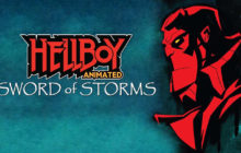 Hellboy Animated: Sword of Storms and Blood & Iron Coming in April