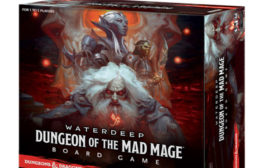 WizKids Announces Waterdeep: Dungeon of the Mad Mage Board Game