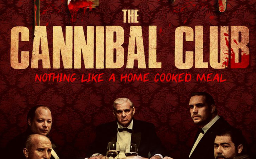 Cannibal Club - Movie Review