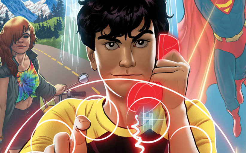 Dial H for Hero #1 - Comic review